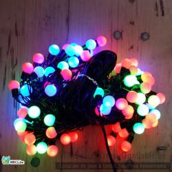 Guirlande lumineuse festive pour éclairage tonnelle