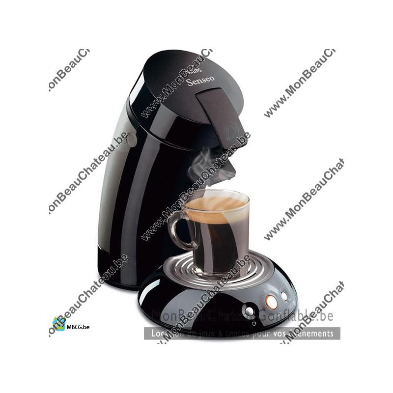 Senseo + grand réservoir location machine a café