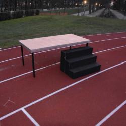 Praticable Podium Scène 1m x 2m
