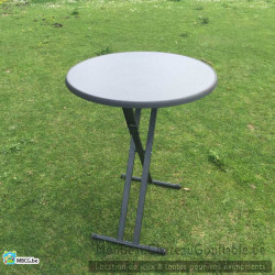 Table haute - Mange debout - pliable - location