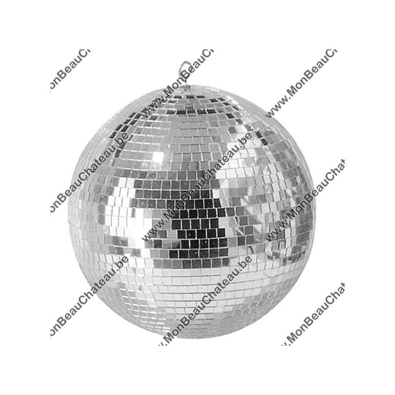 Boulle mirroir / à facettes / disco