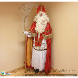 Costume Saint Nicolas - location