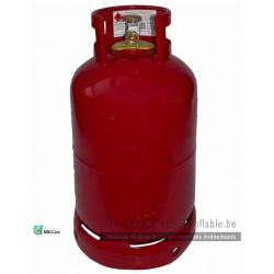 Bouteille de gaz propane 10.5kg