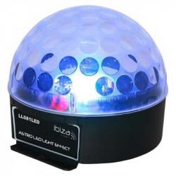 Kit d'éclairage électrique pour tonnelles