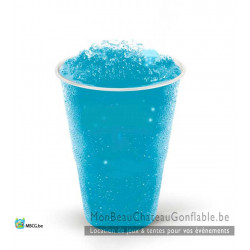 Liquide pour Granita prêt à l'emploi goût Tropical - 5 litres