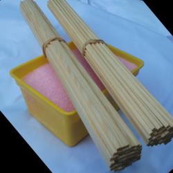 bâton et sucre