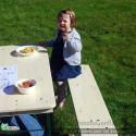 Table brasserie pour banquet (120cm)