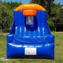 Bungee run (tire elastique) gonflable