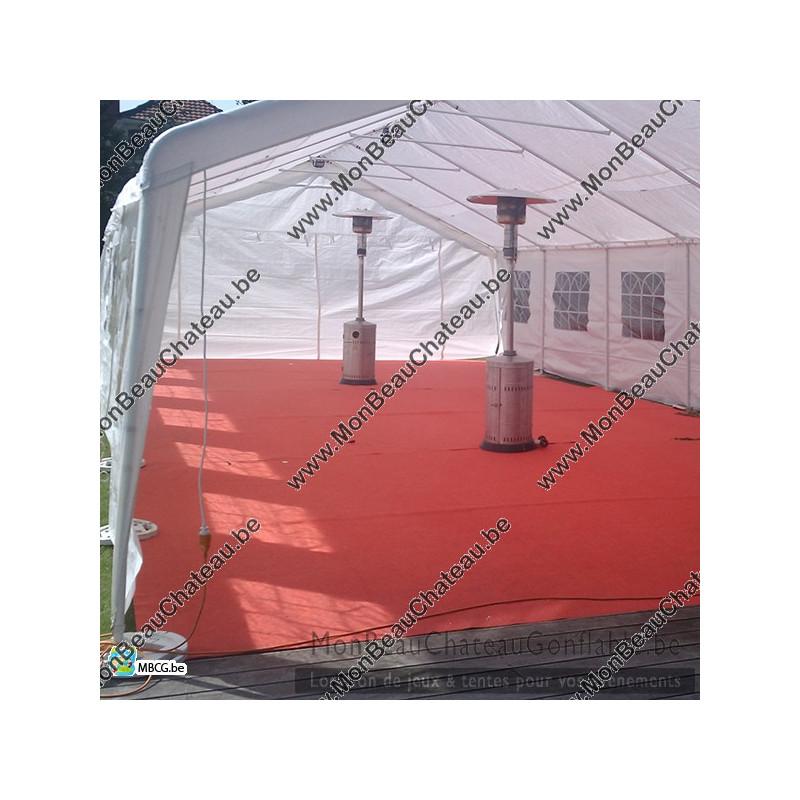 Feutrine / tapis de foire location
