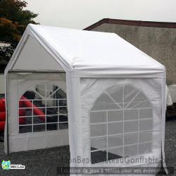 location de tonnelles et tentes sur bruxelles grand choix de tailles mbcg. Black Bedroom Furniture Sets. Home Design Ideas