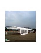 Tente/Tonnelle de 5 m avec montage et livraison sur Bruxelles
