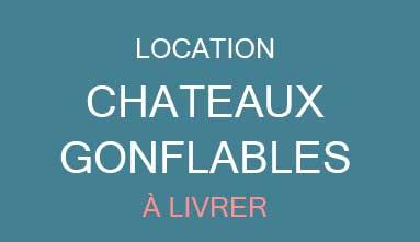 Location de chateaux gonflables, structures et jeux gonflables